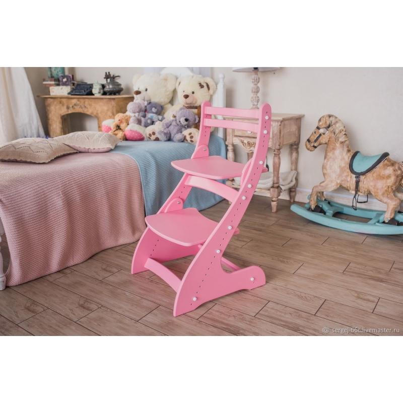 """Растущий стул """"Павлин"""" для детей от 6 месяцев до 16 лет"""