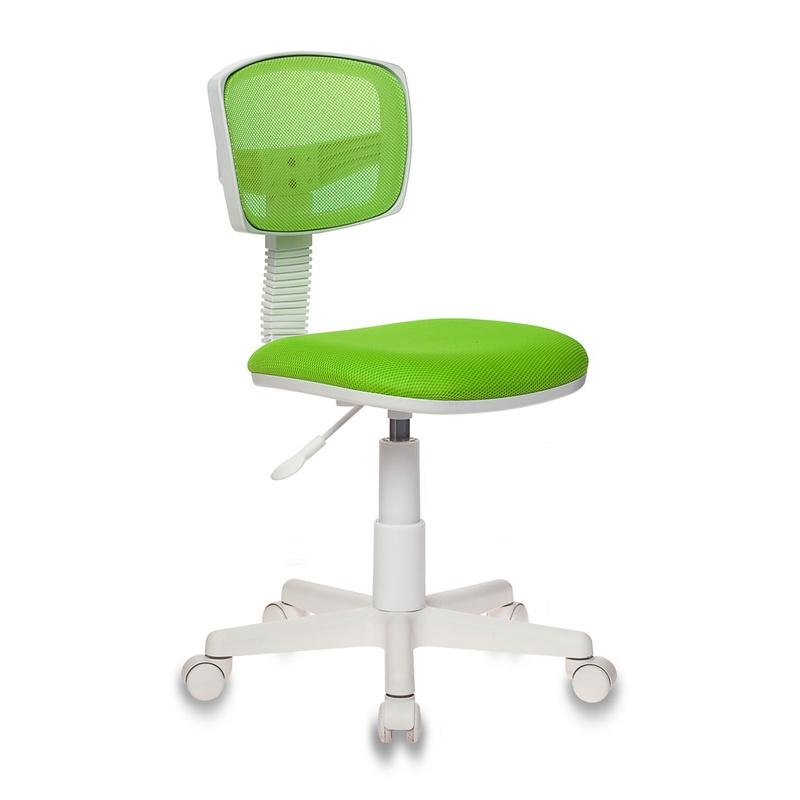 Кресло детское Бюрократ CH-W299 крестовина пластик пластик белый